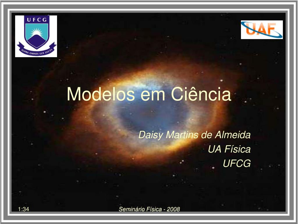Modelos em Ciência
