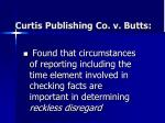 curtis publishing co v butts