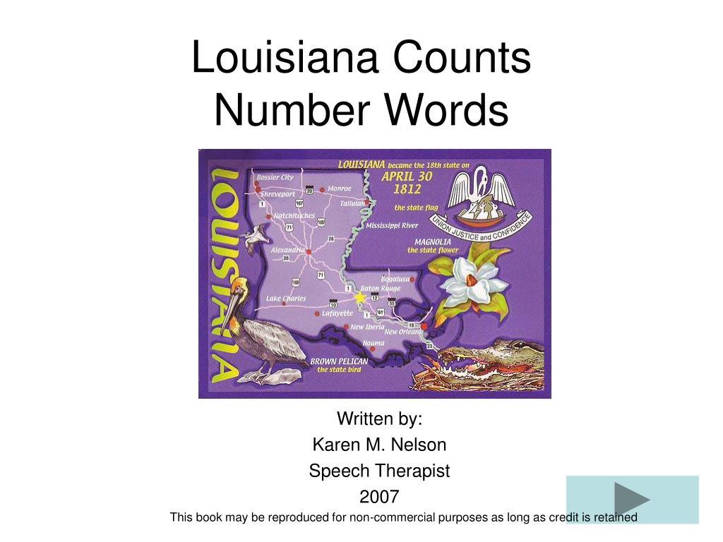 Louisiana Counts