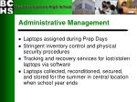 administrative management12