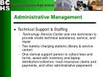 administrative management13