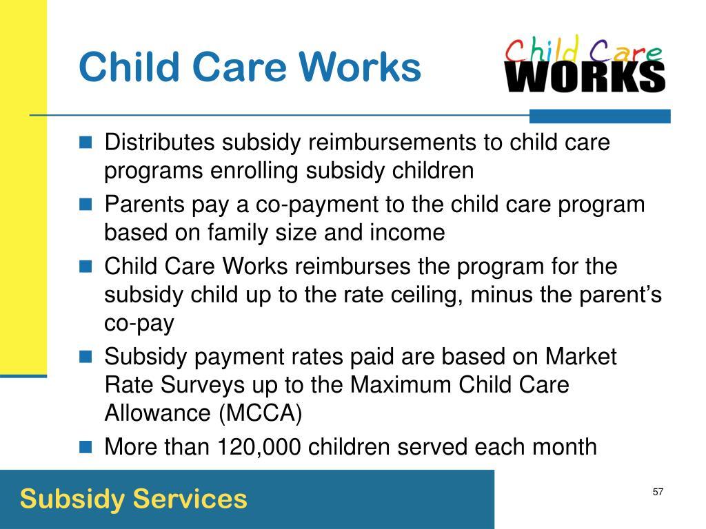 Child Care Works