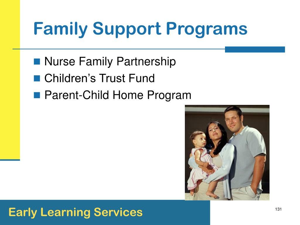 Family Support Programs