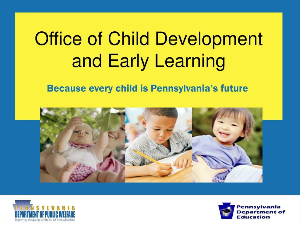 Office of Child Development