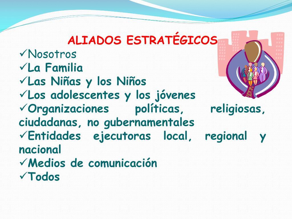 ALIADOS ESTRATÉGICOS