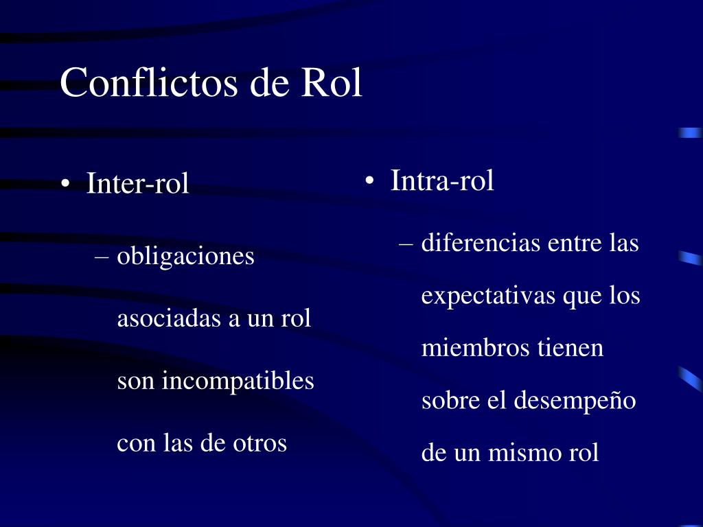 Inter-rol