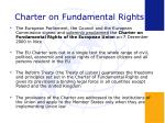 charter on fundamental rights