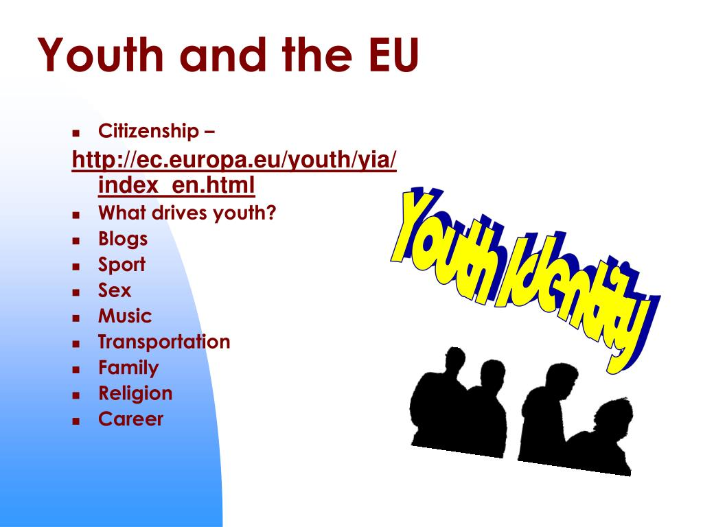 Youth and the EU