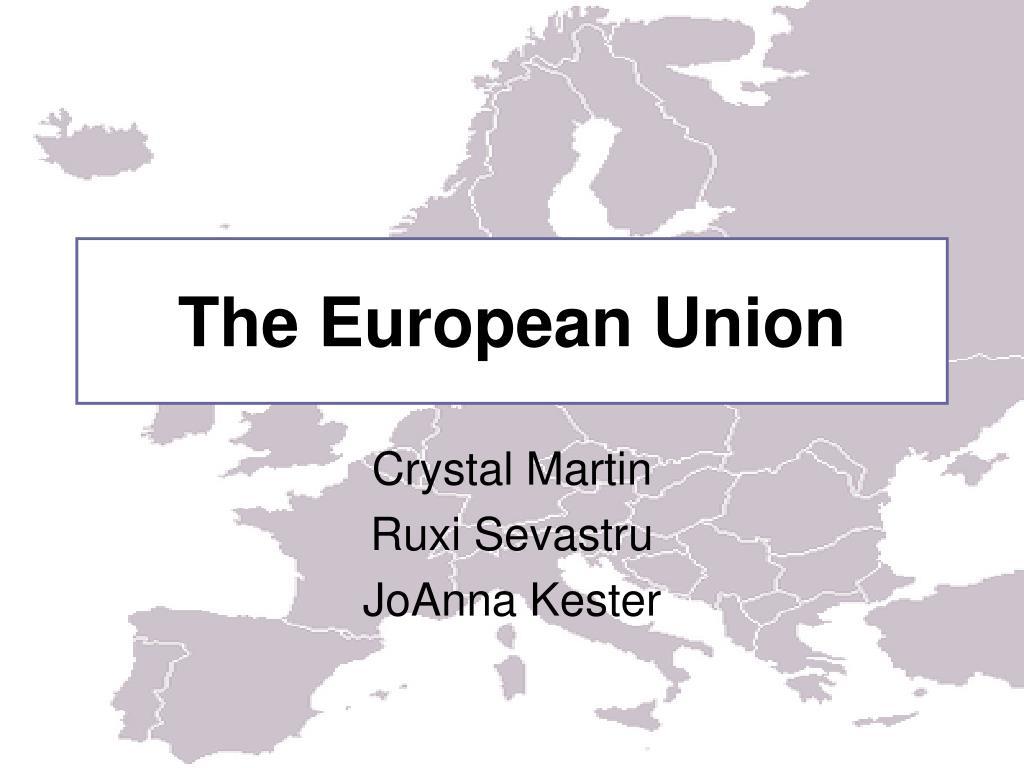 the european union l.