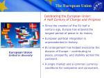 celebrating the european union a half century of change and progress