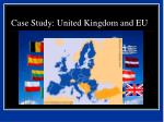 case study united kingdom and eu