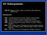 eu enlargements