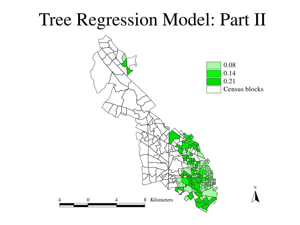 Tree Regression Model: Part II
