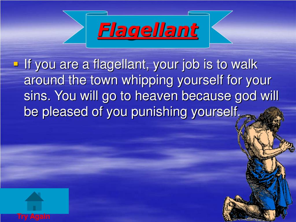 Flagellant