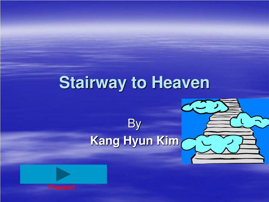 stairway to heaven l.