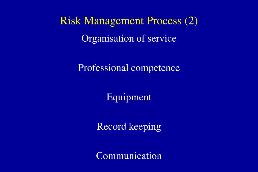 Risk Management Process (2)