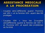 assistance medicale a la procreation35