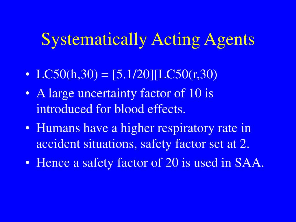Systematically Acting Agents