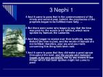 3 nephi 1