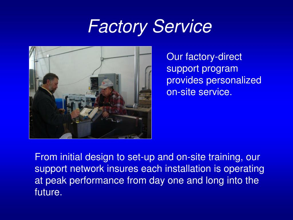 Factory Service