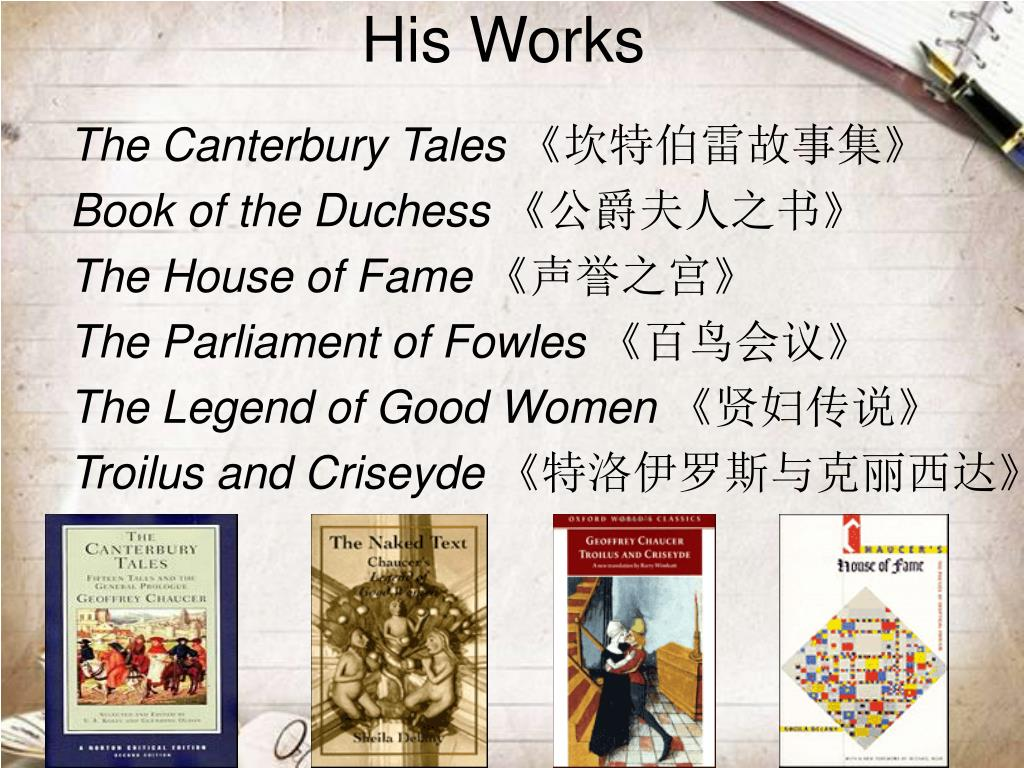 His Works