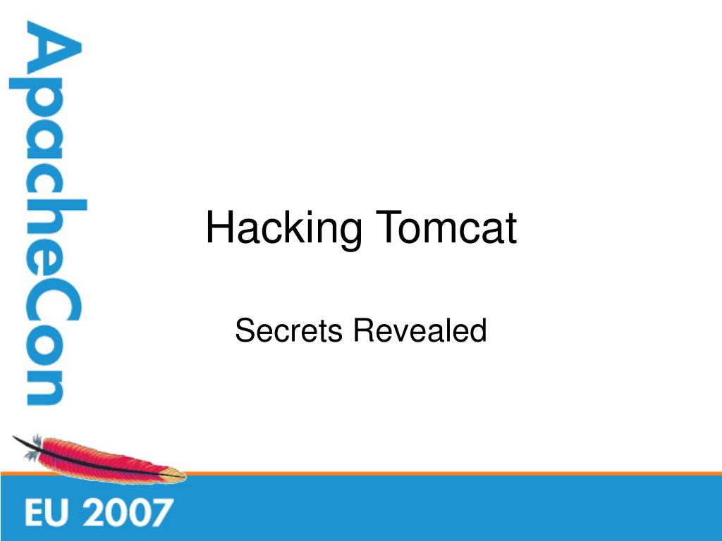 hacking tomcat l.