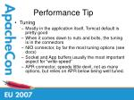 performance tip35