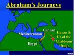 abraham s journey