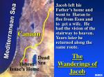 wandering s of jacob