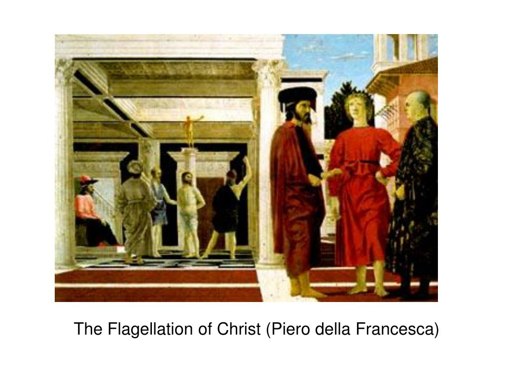 The Flagellation of Christ (Piero della Francesca)