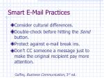 smart e mail practices14