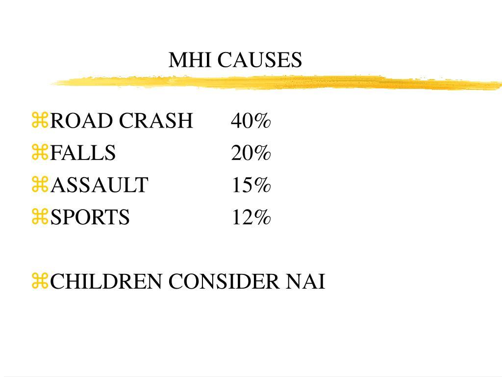 MHI CAUSES