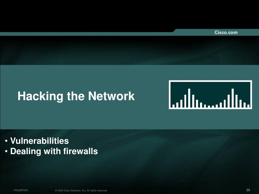 Hacking the Network
