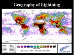 geography of lightning