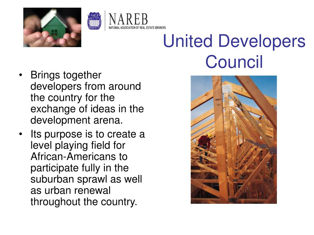 United Developers Council
