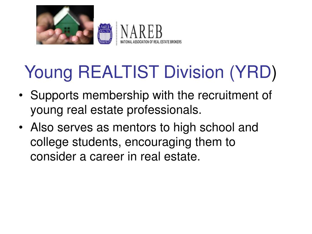 Young REALTIST Division (YRD