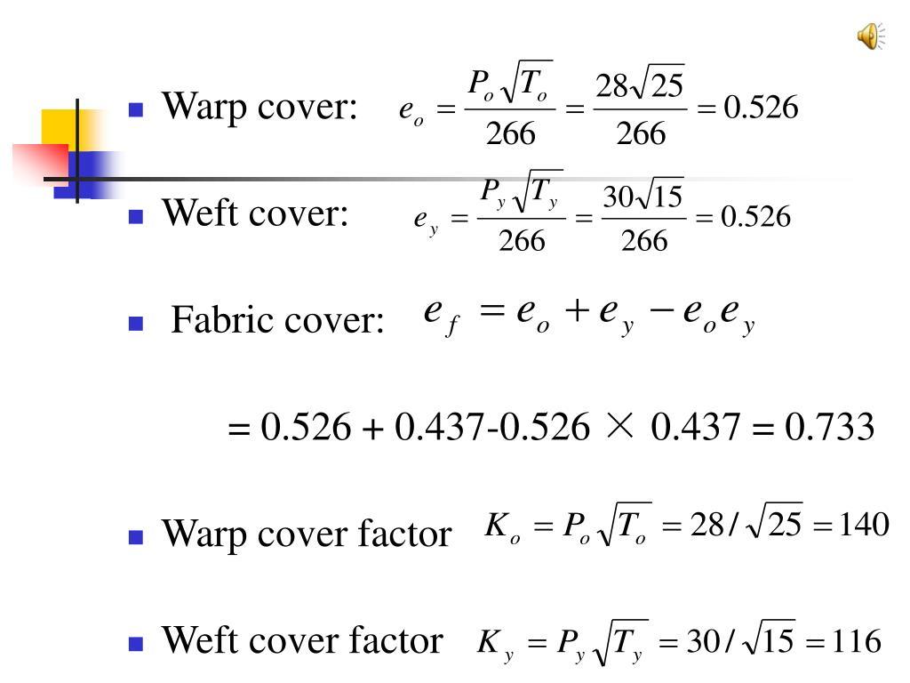 Warp cover: