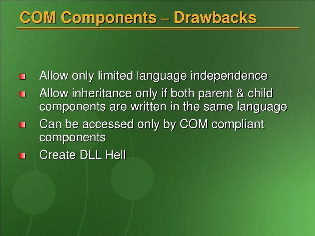 COM Components