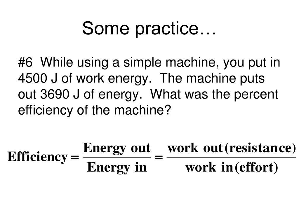 Some practice…