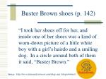 buster brown shoes p 142