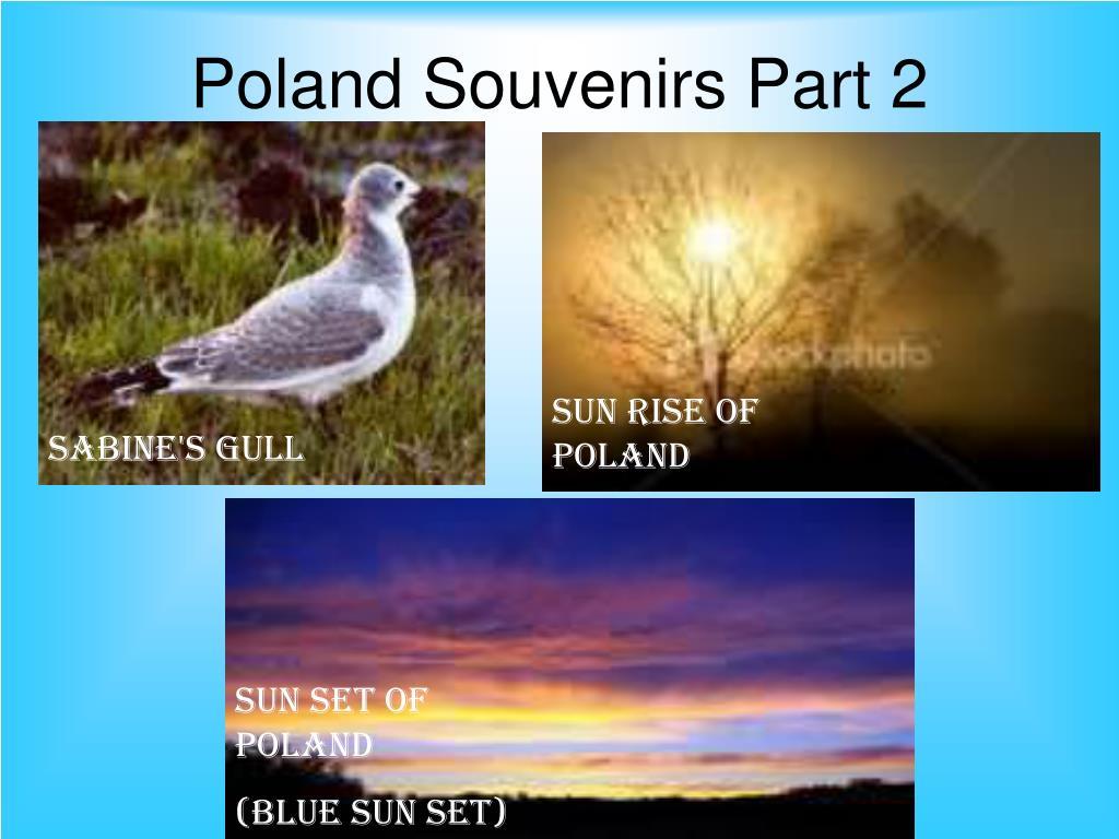 Poland Souvenirs Part 2