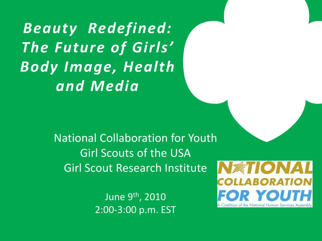 Beauty  Redefined: The Future of Girls'