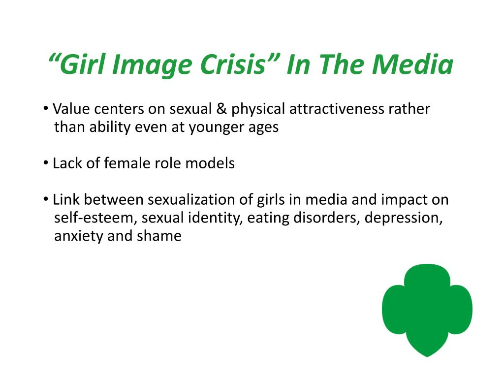 """Girl Image Crisis"" In The Media"
