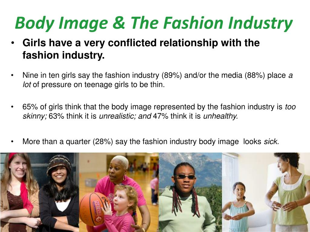 Body Image & The Fashion Industry