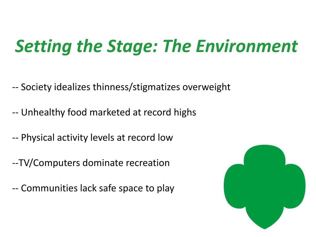 Setting the Stage: The Environment