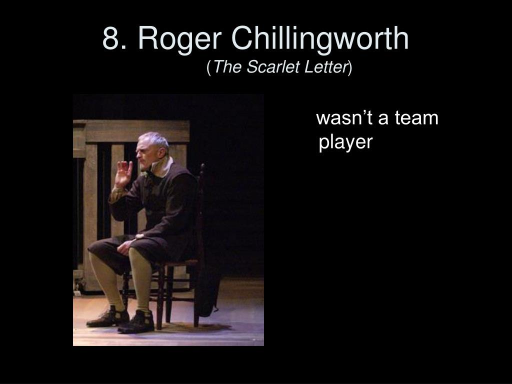 8. Roger Chillingworth