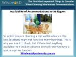 the five most important things to consider when choosing mooloolaba accommodations8