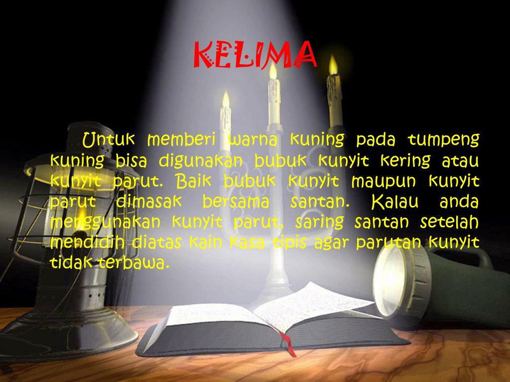 KELIMA