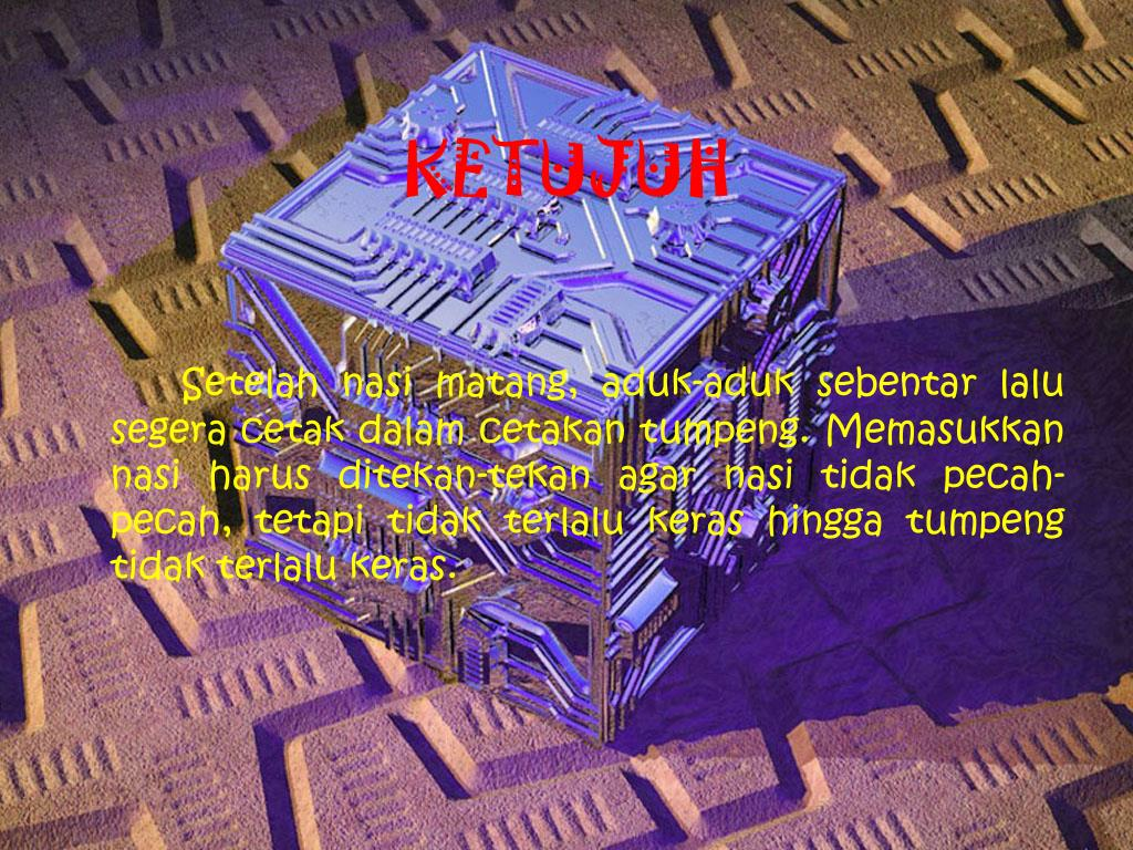 KETUJUH