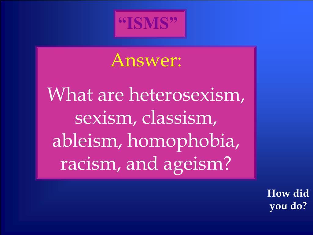 """""""ISMS"""""""